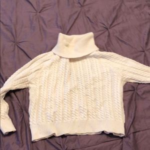 Sweaters - Unique backless sweater